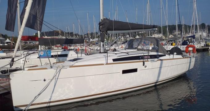 Jeanneau Sun Odyssey 349 entre particuliers et professionnel à La Trinité-sur-Mer