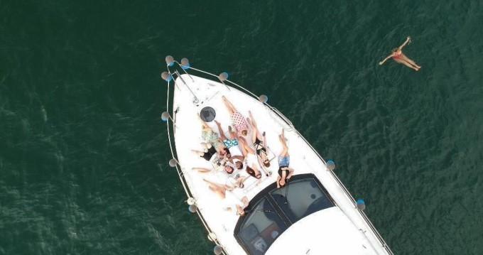 Yacht à louer à Dubai au meilleur prix
