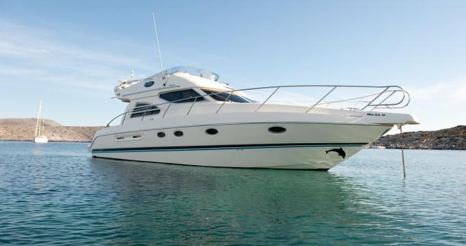 Cranchi Atlantique 40 entre particuliers et professionnel à Mykonos (Île)