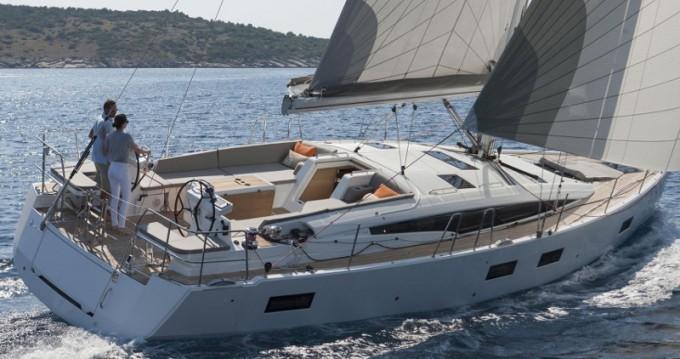 Location yacht à Athènes - Jeanneau Jeanneau 54 sur SamBoat