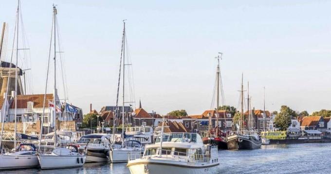 Louer Bateau à moteur avec ou sans skipper Linssen à Willemstad