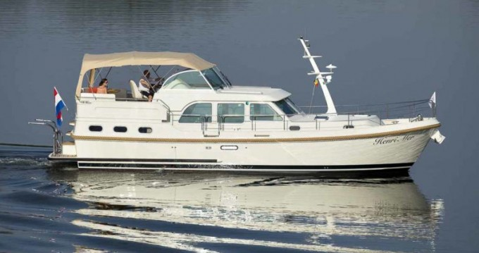 Location bateau Linssen Linssen Grand Sturdy 40.0 AC à Willemstad sur Samboat