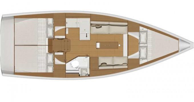 Dufour Dufour 360 Grand Large entre particuliers et professionnel à Willemstad