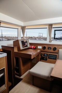 Location yacht à Olbia - Lagoon Lagoon 40 sur SamBoat