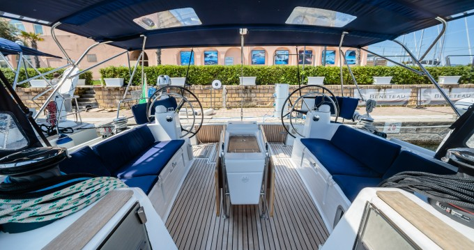 Location bateau Trapani pas cher Sun Odyssey 519