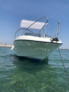 Location yacht à Carnon-Plage - Quicksilver Quicksilver 635 Commander sur SamBoat