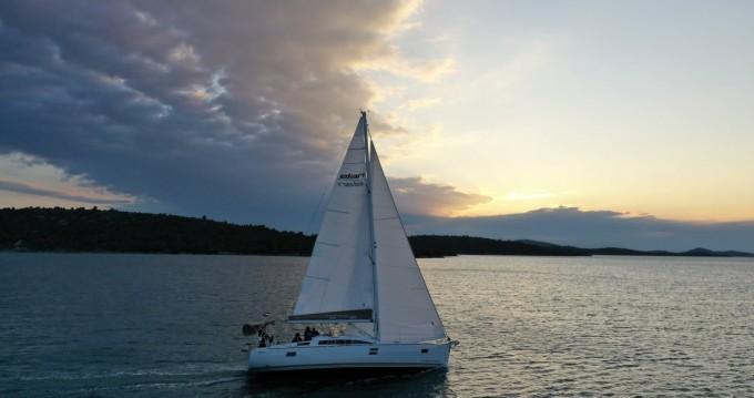 Location bateau Pirovac pas cher Impression 45.1
