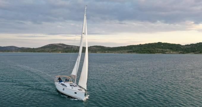 Location bateau Elan Impression 45.1 à Pirovac sur Samboat