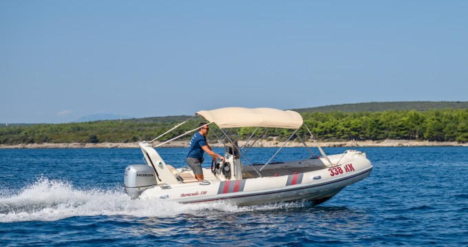 Location yacht à Kornić - Barracuda Barracuda 530 sur SamBoat