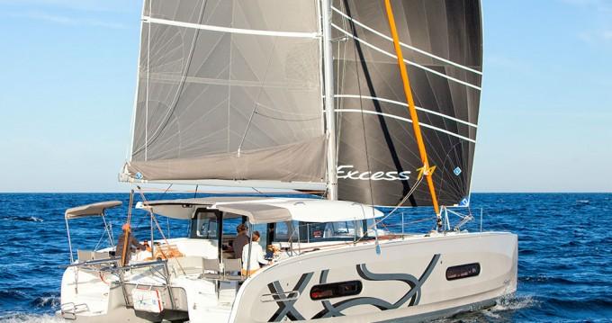 Location bateau Excess Excess 11 à Göcek sur Samboat