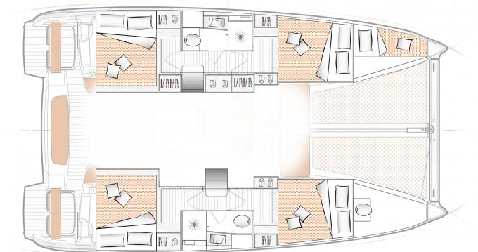 Location Catamaran à Göcek - Excess Excess 11