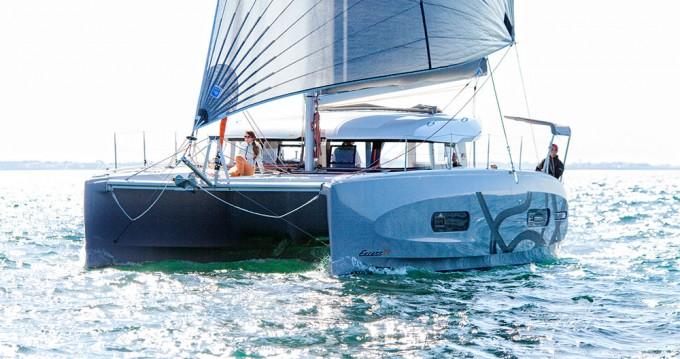Location Catamaran Excess avec permis