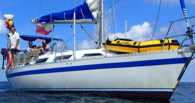Location bateau  Gib Sea 352 à Trzebież sur Samboat