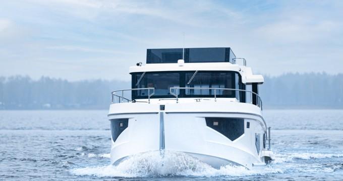 Cobra Yachts Seamaster 45 entre particuliers et professionnel à Trogir