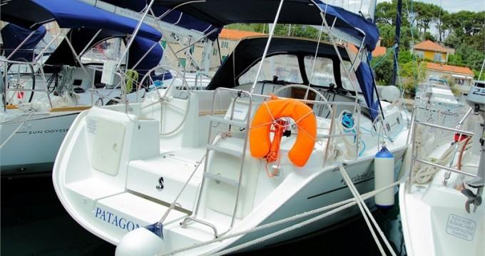 Location bateau Yerseke pas cher Cyclades 39