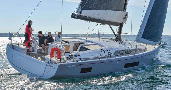 Location yacht à Corfou - Bénéteau Oceanis 46.1 sur SamBoat
