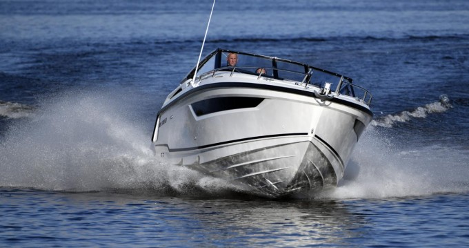 Location yacht à Ajaccio - Parker Parker 800 Cruiser sur SamBoat