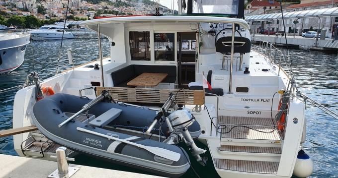 Louer Catamaran avec ou sans skipper Lagoon à Skradin
