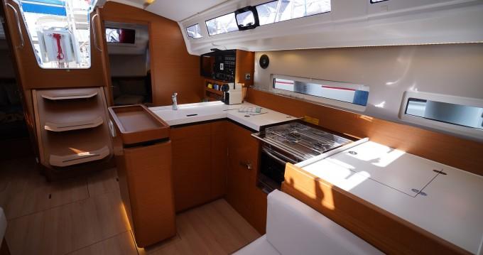 Louez un Jeanneau Sun Odyssey 410 à Marmaris