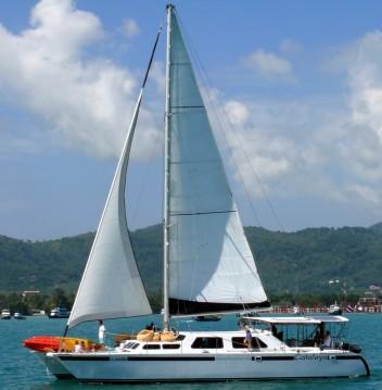 Location Catamaran Kelsall avec permis