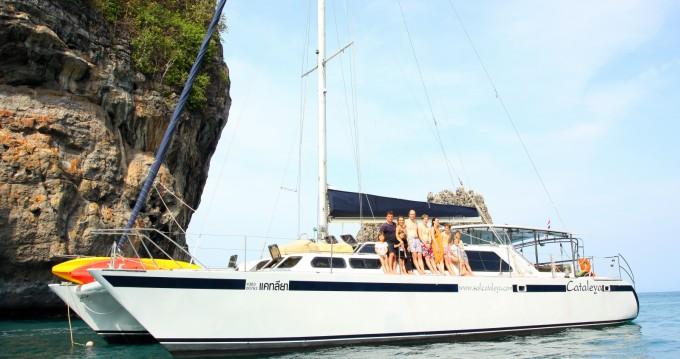 Louer Catamaran avec ou sans skipper Kelsall à Amphoe Mueang Phuket