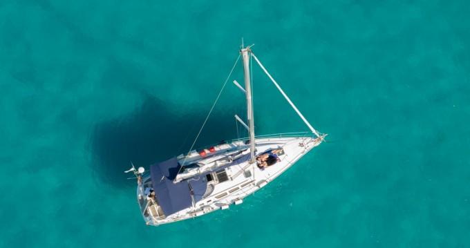 Location yacht à Gallipoli - Jeanneau Sun Odyssey 439 sur SamBoat