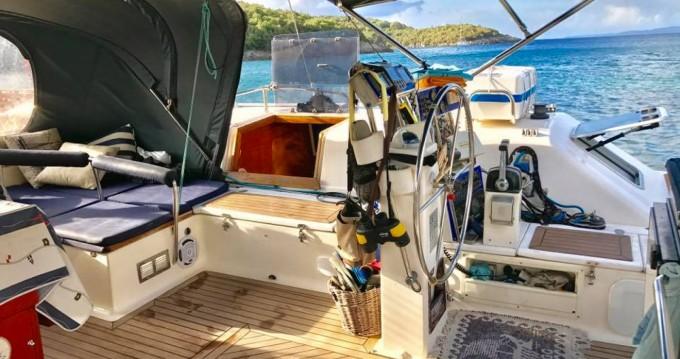 Location Catamaran à Taranto - Lady Hawke  Lady Hawke 37