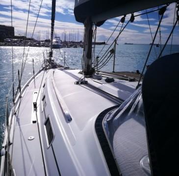 Location bateau Bénéteau Cyclades 39.3 à Taranto sur Samboat