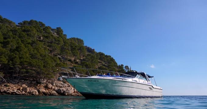 Location bateau Pollença pas cher Sea Ray 460 Sundancer