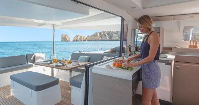 Location Catamaran à Athènes - Fountaine Pajot Fountaine Pajot New 45 - 4 + 2 cab.
