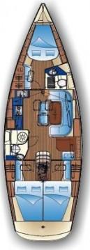 Location bateau Bavaria Bavaria 40 Cruiser à Funtana-Fontane sur Samboat