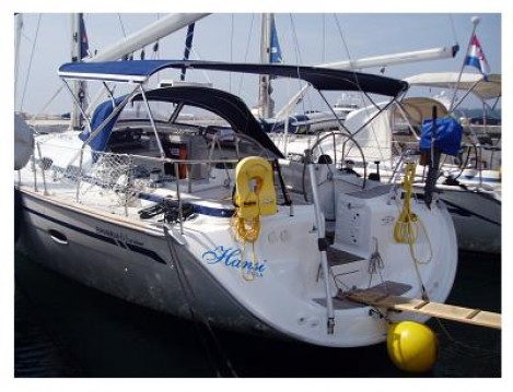 Location bateau Funtana-Fontane pas cher Bavaria 46 Cruiser-4