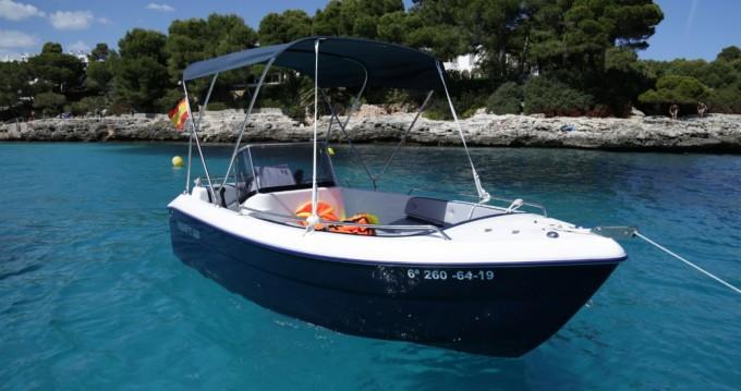 Location bateau Cala d'Or pas cher 460