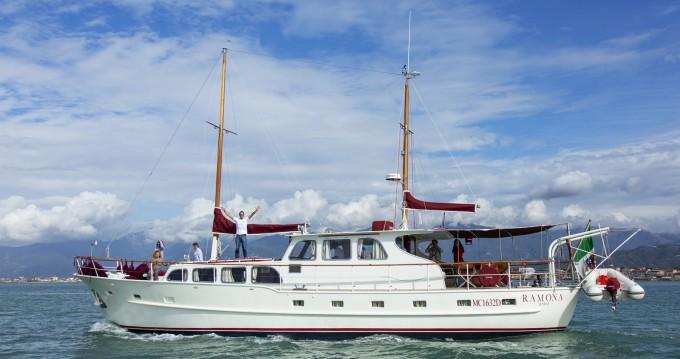 Location yacht à Ponza - NAVETTA OLANDESE AUPER VAN CRAFT sur SamBoat