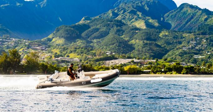 Louez un Bwa Sport 19 GT à Tahiti