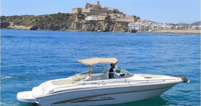 Sea Ray Sea Ray 280 entre particuliers et professionnel à Île d'Ibiza