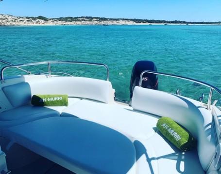 Location Bateau à moteur à Île d'Ibiza - Eolo Eolo 590 Day