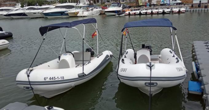 Location bateau Cala d'Or pas cher SX440