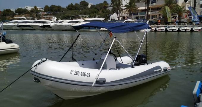 Location yacht à Cala d'Or - Protender SX440 sur SamBoat