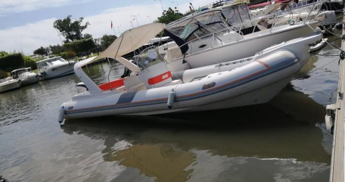Location bateau Bat  996 Open EFB à Porto Badino sur Samboat