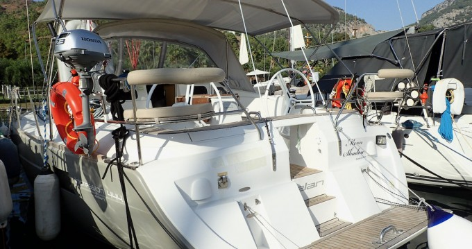 Location yacht à Göcek - Elan Impression 444 sur SamBoat