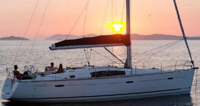 Location yacht à Athènes - Bénéteau Oceanis 43 sur SamBoat