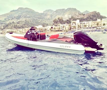 Location yacht à Letojanni - SPX RIB 24 SPX 24 sur SamBoat