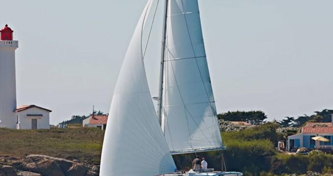 Location yacht à Paros - Lagoon Lagoon 450 F sur SamBoat