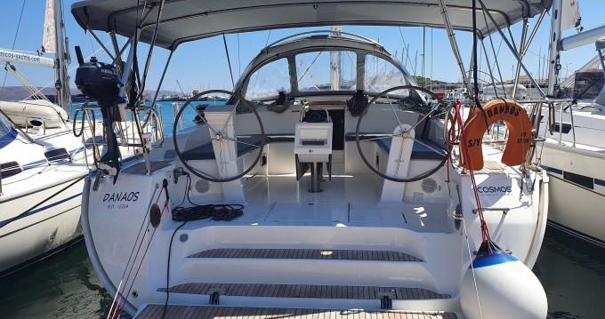 Bavaria Cruiser 51 entre particuliers et professionnel à Lávrio