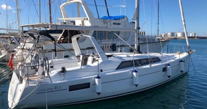 Location yacht à Vibo Valentia Marina - Bénéteau Oceanis 41.1 sur SamBoat