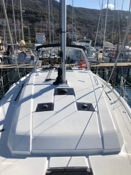 Bénéteau Oceanis 41.1 entre particuliers et professionnel à Vibo Valentia Marina