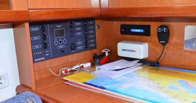 Bénéteau Oceanis 37 entre particuliers et professionnel à Sukošan