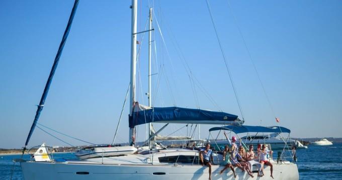Location bateau Bénéteau Oceanis 43 à Île d'Ibiza sur Samboat