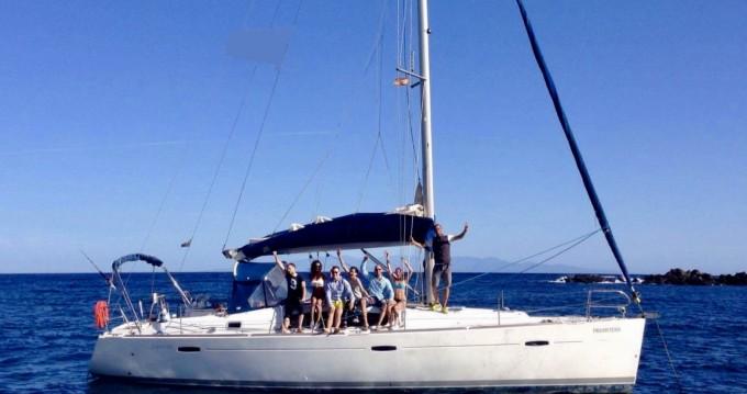 Location Voilier à Île d'Ibiza - Bénéteau Oceanis 43